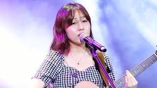 [4K] 170722 권진아 - 쪽쪽 [파크콘서트-성남] 직캠 by 비몽