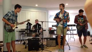 "Original song ""In the Lake"" by Kalum Utley and the Howe Sound band"
