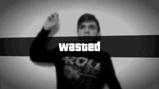 "Эффект ""Потрачено"" GTA   Wasted Effect GTA"