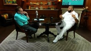 I've Been Trying To Collaborate With Eminem For A Long Time | DJ Khaled | Larry King Now - Ora TV