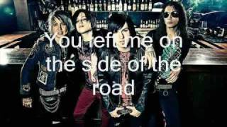 Escape the Fate - This War is Ours - The Flood (Karaoke Instrumental Version w/ Lyrics)