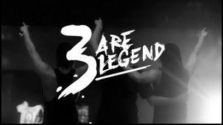 3 Are Legend - Intro [HQ] + We are legend [Official release] 2016