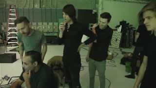 """Blessthefall - Behind The Scenes of """"Hollow Bodies"""" Music Video"""