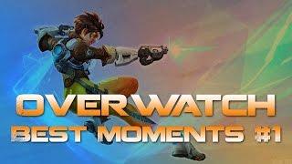 Overwatch Best Moments #1