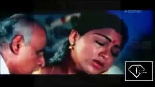 Tamil Actress Kushboo Hot First Night Scene With an old man width=