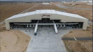 Empresa americana apresenta o maior avião do mundo