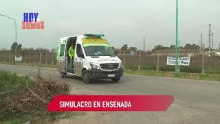 Hoy en Somos: Simulacro en Ensenada