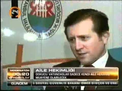KANAL 24 PROF.DR.ALİ İHSAN DOKUCU AİLE HEKİMLİĞİ.wmv