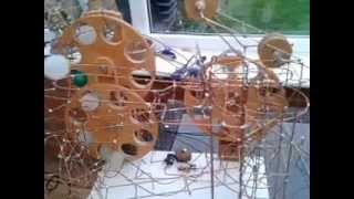 Rolling Ball / Marble Machine.