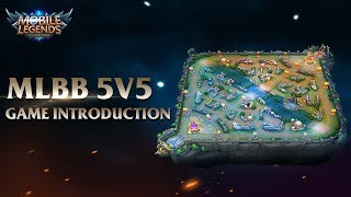 Mobile Legends: Bang bang! 5v5 Game Introduction!