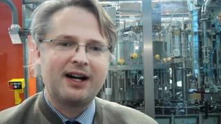 Live von der Brau 2010: Michel-Andreas Schönharting in Vorfreude auf den neuen Kosme Füller