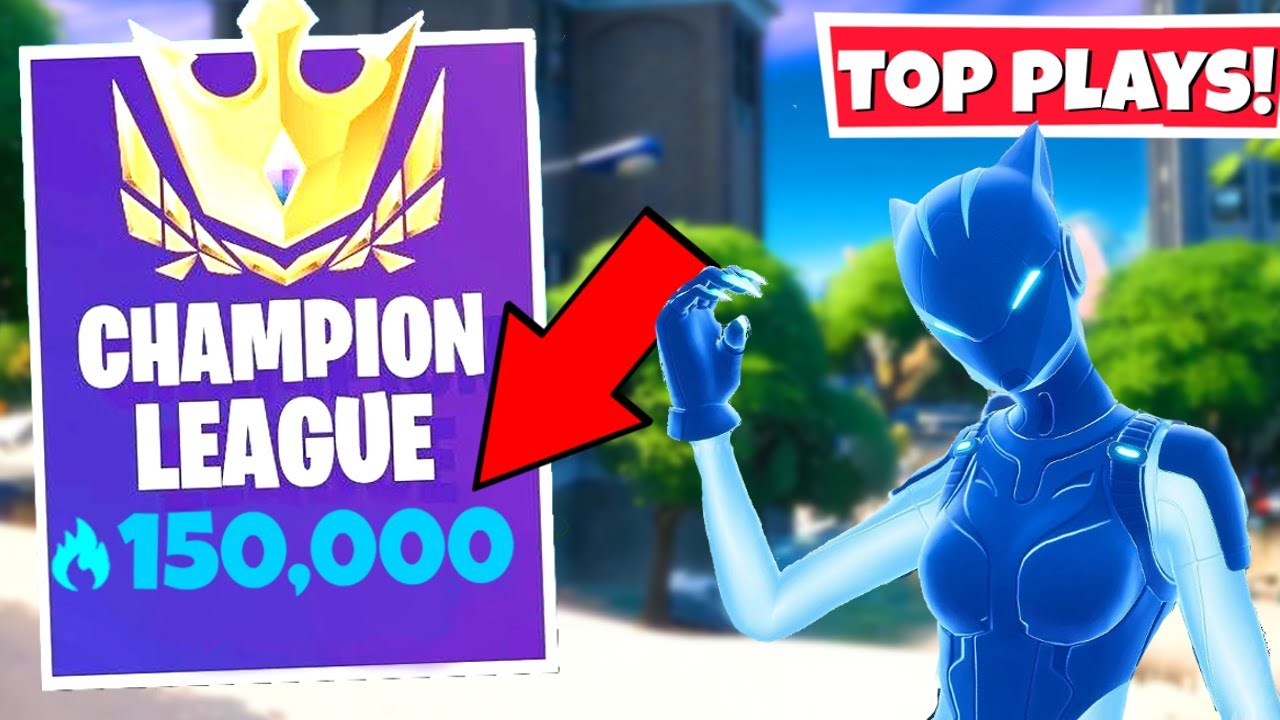 Ranger - *TOP* Fortnite Arena Plays of January! (150,000 + Points)