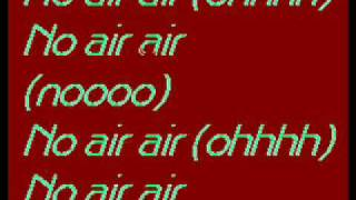 No Air - Jordan Sparks ft. Chris Brown (Lyrics)