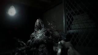Resident Evil 7 - Molded chopping off Ethan's leg