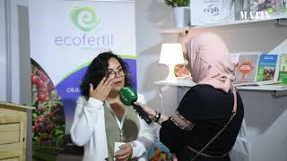 Bio Expo 2019 : Déclaration de Mona Alami, gérante de ecofertil