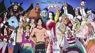 One Piece Opening 20【MAD】Restart Pointer HD『アイドリッシュセブン』