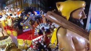 Desfile da Escola de Samba Aliança 2016 | Campeã do Carnaval de Joaçaba SC (Drone)