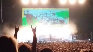 Dropkick Murphys Zénith Paris live 2017