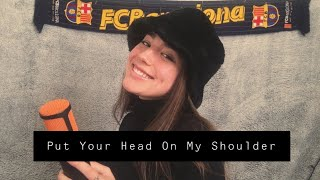 Put Your Head On My Shoulder - Paul Anka (Cover)