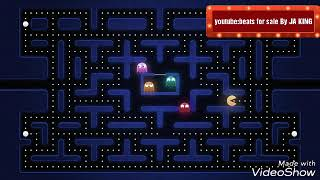 Retro Game Type Trap 808 beat for sale pac man style m