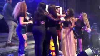 Fifth Harmony pranking Jasmine V - The Reflection Tour - Glenside 3/27/15