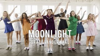 Grace VanderWaal - Moonlight | Kristin McQuaid Choreography | Dance Stories