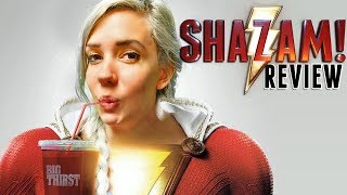 Shazam! Review - Movie Podcast