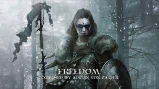 Adrian Von Ziegler - Celtic Music - Freedom