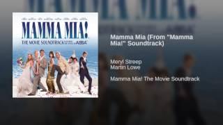 """Mamma Mia (From """"Mamma Mia!"""" Soundtrack)"""