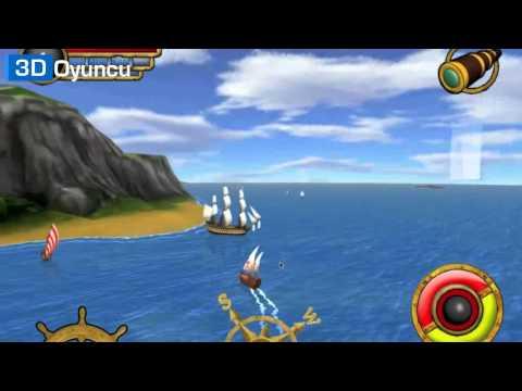 3D Korsan Gemisi 2  - 3D Oyunlar 3DOyuncu.com