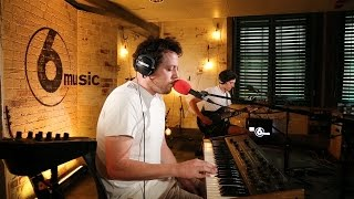 Metronomy perform Night Owl in the 6 Music Live Room