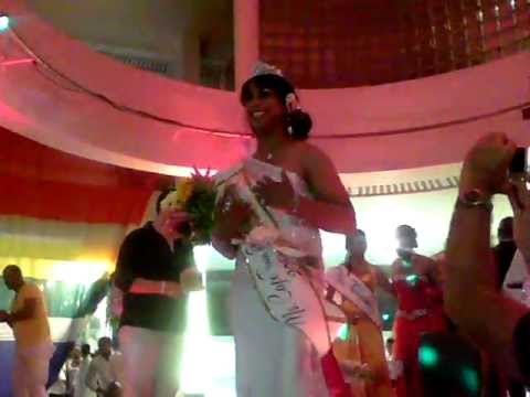Crowning of Ms CPT Pride 2012