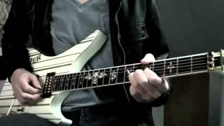 Avenged Sevenfold   Dear God Solo Guitar Cover