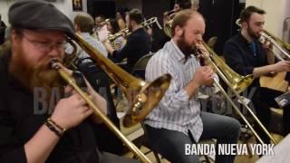 Banda Nueva York - Amores de Julia (Ensayo)