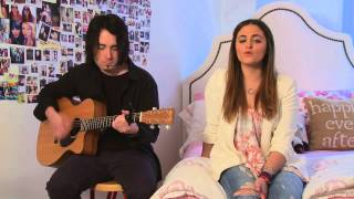 """Ariana Grande - """"Just a Little Bit of Your Heart"""" Cover by Emma Kate"""