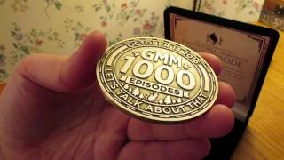GMM 1000 Commemorative Coin