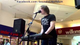 Amy MacDonald - Pride (Live cover by Sounds Like Adam)