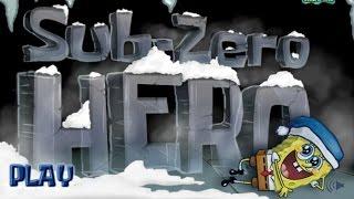 SpongeBob Squarepants: Sub-Zero Hero (High-Score Gameplay)