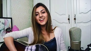 Sofia Oliveira - Que Sorte a Nossa (cover Matheus e Kauan)