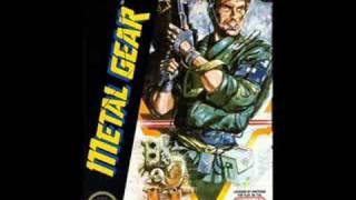 Metal Gear OST - 03 -!- RED ALERT