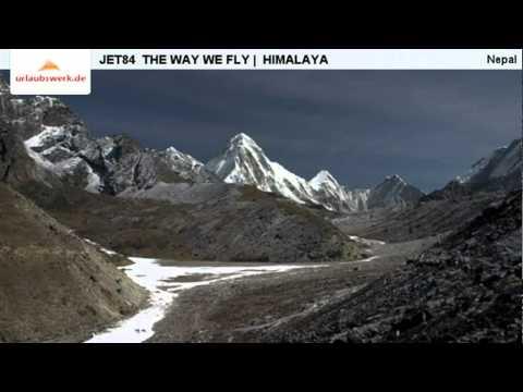 JET84  THE WAY WE FLY |  HIMALAYA, Nepal