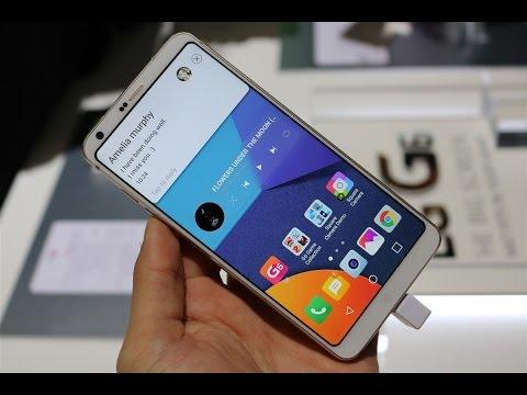MWC 2017: LG G6 - primele impresii