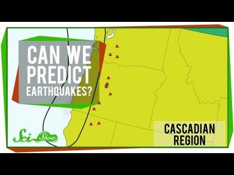 Vetenskap kan jordbavningar forutspas