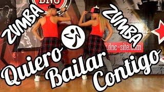 Zumba Fitness - Quiero Bailar Contigo (Cumbia Regaetton Bachata)