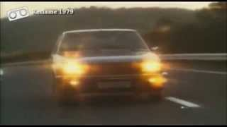 Renault 20 TS  (1979 Dutch Tv Ad feat. Tangerine Dream Stratosfear )