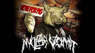 Nuclear Vomit - 14. Rock'n'roll Jihad (Blood Duster Cover) - Chlew CD 2015