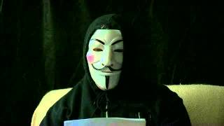WW464001 Anonymous Promo Nobody is above the law