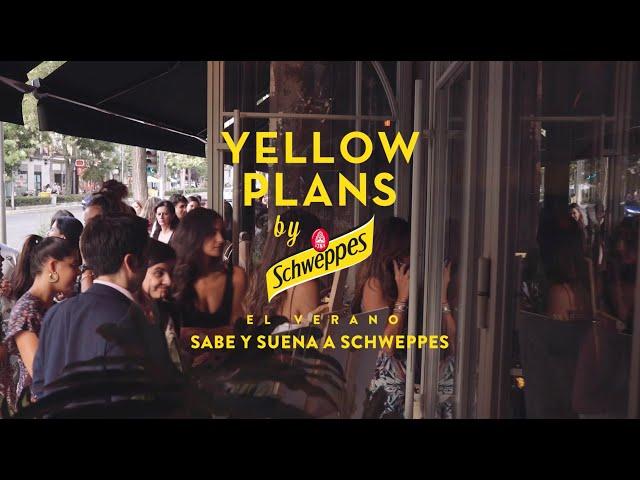 Video El Duende Callejero en Yellow Plans by Schweppes