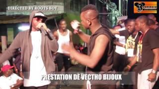PRESTATION DE VETCHO BIJOUX  AU CONCERT LIVE DE DJ LEO AU NPA