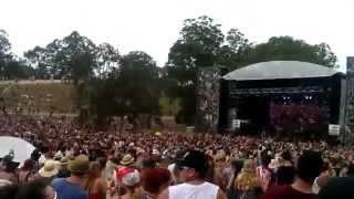 Milky Chance - Sweet Sun - (The Milky Chance shuffle Live at Falls Festival Byron Bay)